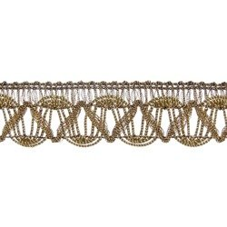 STR - 26 (25 m) metallic braid
